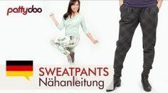 bequeme Hose - Schnittmuster / Anleitung