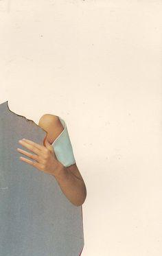 rozenn le gall collages | Papier