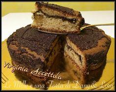 VIRGIN CAKE RIPIENA DI CREMA CIOCCO-CAFFÈ, CON IL BIMBY