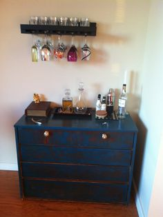 Homemade Bar! - My next project.