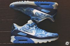 Nike Air Max 90 ICE • Barely Blue