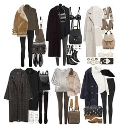 """""""Inspired sets for winter"""" by nikka-phillips ❤ liked on Polyvore featuring The Cambridge Satchel Company, Acne Studios, The Row, Zara, La Perla, rag & bone, Cheap Monday, PA Design, Raquel Allegra and Yves Saint Laurent"""