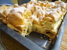 pl:: Przepisy kulinarne w jednym miejscu. Cream Cake, Ice Cream, Polish Recipes, Polish Food, Different Cakes, Ober Und Unterhitze, Dessert Recipes, Desserts, Other Recipes