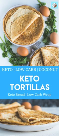 Keto Tortillas are perfect for making fajitas and hold together very well as a wrap. Gluten-free tortillas often crumble, but this recipe holds together perfectly which is such a relief. I've used these wraps in my youtube video on summer meal prepping which you can find here