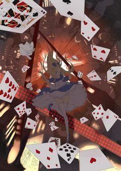 Alice in Wonderland #Anime
