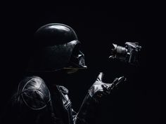Photographer Vader: Why not by D. Vader on tookapic
