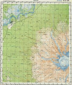 Mount Klyuchevskoy, Kamchatka #map #russia #kamchatka