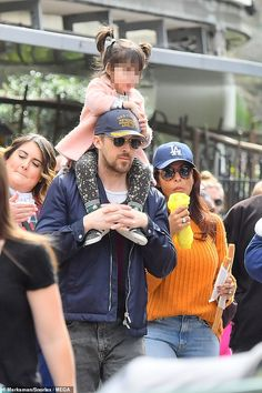 1b91e3cc7 Eva Mendes marks her 45th birthday with Ryan Gosling and their girls at  DisneyLand