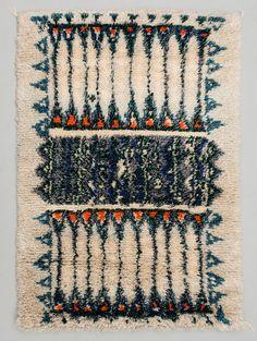 "AINI SUOMI, RYIJY, ""Helmikuu"", 1960-luku. - Bukowskis Scandinavian Cottage, Rya Rug, Weaving Designs, Rug Inspiration, Cool Rugs, Rug Hooking, Woven Rug, Handmade Rugs, Rugs On Carpet"