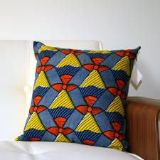 Coussin Pagne#African print
