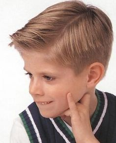 Kapsels voor jongetjes