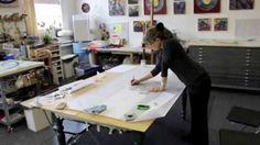 In the Studio: Corina S. Alvarezdelugo