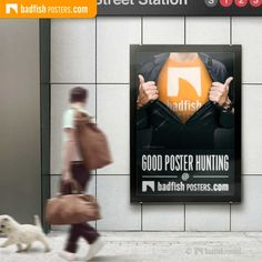 BadFishPosters is your daily source for better wall decoration. Go do some good poster hunting here. Cool Posters, Cool Walls, Hunting, Cinema, Wall Decor, Blog, Movie Theater, Home Decor Wall Art, Movies