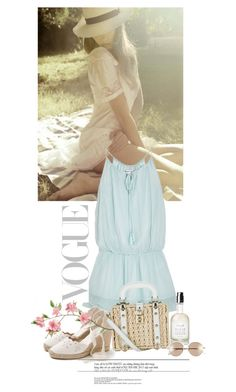 """""""Time for picnic / Romantic day in the nature"""" by nicolesynth ❤ liked on Polyvore featuring Oysho, Elizabeth and James, J.Crew, Dolce&Gabbana, Fresh and Gucci"""