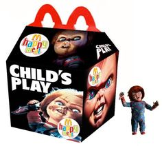 """Child's Play"" Happy Meal"