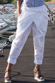 Men/'s High-waisted Trousers Belted Pants Pure color Western Summer Party Casual