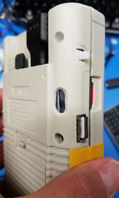 Computer Build, Retro Games, Game Boy, Ben 10, Consoles, Usb Flash Drive, Raspberry, Zero, Goodies