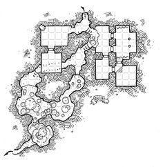 Mushroom Sublevel (with grid)