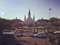 St. Louis Cathedral  #stlouiscathedral #cajun #neworleans #frenchquarter #pangasinan #manila #philippines #dallas #texas #unitedstates #america #instagay #instagram #likeforlike #followme by jantray87