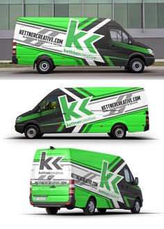 It was a highly involved project, the client was happy to interact with my design frequently, that resulted in such an energetic wrap design