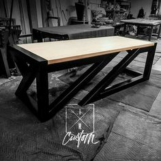 """Creativity takes Courage."" -Matisse Executive doesn't even explain the power th. Rustic Bedroom Furniture, Iron Furniture, Steel Furniture, Upcycled Furniture, Industrial Furniture, Furniture Projects, Furniture Decor, Modern Furniture, Furniture Design"