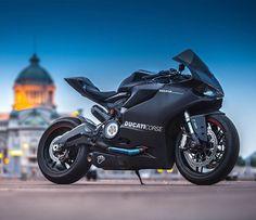 "motorcycles-and-more: ""Ducati 899 Panigale "" Moto Bike, Motorcycle Bike, Ducati Motorcycles, Cars And Motorcycles, Ducati Custom, Carros Lamborghini, Soichiro Honda, Custom Sport Bikes, Custom Street Bikes"