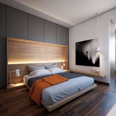 😍 Bedroom visualization by Omar Essam --- @homeadore --- #homeadore #bedroom #apartment #loft #flat #architecture #residence #home #homedesign #luxuryhome #realstate #contemporary #modernhome #mansion #house #design #designer #instahome #instadesign #architect #beautiful #interiordesign #interiors #interior #luxury