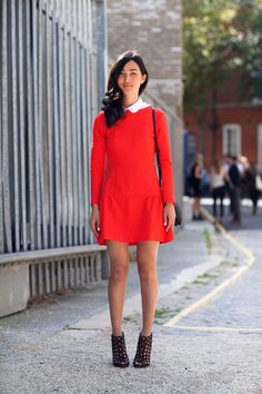 Street Style Spring 2013: London Fashion Week