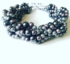 Chętnie udostępniam najnowszy produkt dodany do mojego sklepu #etsy: Cellini Beaded, boho, bracelet, Spiral Rope bra,Boho jewerlly gifts for her, Peyote, Teal bracelet, Hand made jewelry, Bead weaving, #jewelry #bracelet #kobiety #poliester #jewellery #bracelets #giftideas #bohojewerlly #handmadejewerlly #cellinibracelet #cellini #cellinijewellry https://etsy.me/2NvRh5Z