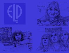 "Check out new work on my @Behance portfolio: ""ELP - Emerson, Lake & Palmer. Obituario."" http://be.net/gallery/46422403/ELP-Emerson-Lake-Palmer-Obituario"