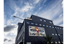 The Best Street Art from the 2015 Nuart Festival in Norway Photos | Architectural Digest