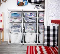 画像 : 【IKEAと暮らそう】IKEAから学ぶ「収納アイディア」の実例集 - NAVER まとめ