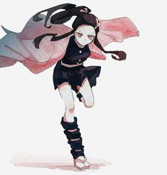 Demon Slayer: Kimetsu No Yaiba manga online Otaku Anime, Anime Oc, Chica Anime Manga, Anime Demon, Desenhos Cartoon Network, Demon Hunter, Dragon Slayer, Slayer Anime, Cute Anime Character