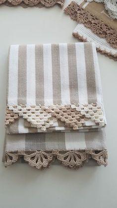 bico de crochê passo a passoEasy Free Sunburst Granny Square Crochet PatternPara copiar: 20 Modelos de bolsa sacola de crochê🎅🏻🤶🏻: arte em crochê Crochet Towel, Diy Crochet, Crochet Crafts, Crochet Hooks, Crochet Baby, Crochet Projects, Crochet Boarders, Crochet Edging Patterns, Crochet Lace Edging