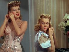 "1941 from ""Moon Over Miami"" Betty Grable"