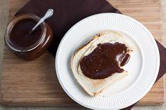 roasted hazelnut chocolate spread (homemade nutella)