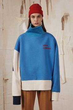#ader#adererror#minimal#contemporary#mixmatch#stylingcollecetion#signature#color#blue