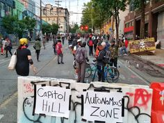 Capitol Hill Autonomous Zone - Google Search Capitol Hill, Horror, Street View, Life, Google Search, Women, Rocky Horror