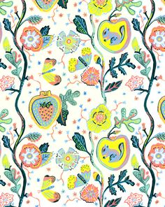 Pattern by Danielle Kroll