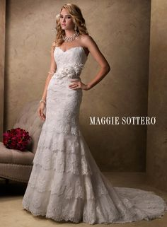 Large View of the Boston Bridal Gown by Maggie Sottero