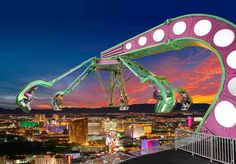 """""""Insansity"""" on top of the Stratosphere...I did this and it was awesome!"""