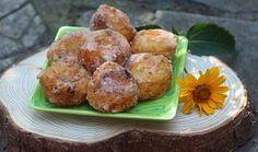 Cuketové koblížky Baked Potato, French Toast, Muffin, Meat, Chicken, Baking, Breakfast, Ethnic Recipes, Food