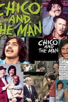 Chico and the Man tv series, Stars: Freddie Prinze, Jack Albertson & Scatman Crothers. Childhood Tv Shows, My Childhood Memories, Great Memories, 1970s Childhood, Comedy Tv Series, Nostalgia, School Tv, Old Shows, Estilo Retro
