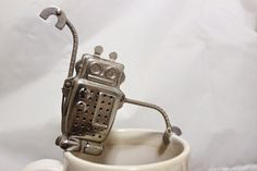 283/365 Tea robot By Mes Crazy Experiences