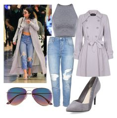 """""""Same look for less"""" by shaista-bismilla on Polyvore featuring Topshop, H&M and Anastasia"""