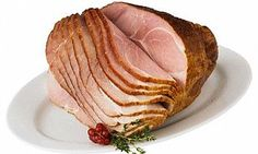 Whole hams, pulled hot and succulent from the oven, are a true festive feast, and a sight to get the tastebuds dancing.