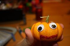 Pumpkin Decorating f
