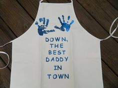 Sew Homegrown: Father's Day Apron