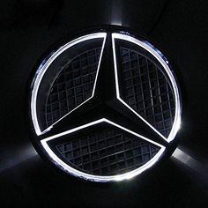 Replacement For Mercedes GLK/R/A/CLA CLASS 3-Pointed Illuminated LED Grille Emblem W212 W176 AURELIO TECH http://www.amazon.com/dp/B017SET4A2/ref=cm_sw_r_pi_dp_c63Bwb0SCF3DG