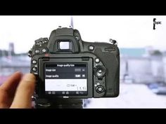 ▶ Nikon D750 Recommended Settings & Tips - YouTube